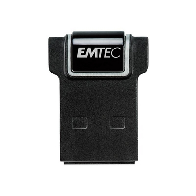 CHIAVETTA MINI USB FLASHDRIVE EMTEC S200 8GB EKMMD8GS200