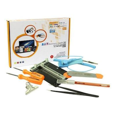 JAKEMY JM-1102 9IN1 D.I.Y ELECTRONIC REPAIR SET LUXURY VERSION - NOBRAND