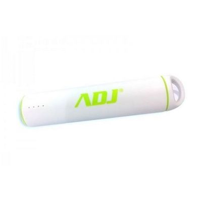 CARICABATTERIE ESTERNO POWER BANK 3200MAH ROLLY PER SMARTPHONE BIANCO ADJ