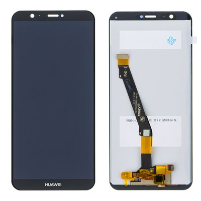 LCD DISPLAY TOUCH SCREEN NERO PER HUAWEI P SMART FIG-LX1