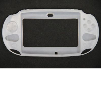 SILICON PROTECT CASE WHITE FOR PS VITA 2000 - N SHOP