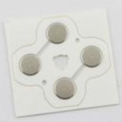 ORIGINAL CIRCUIT BOARD PCB ABXY BUTTON PAD SET FOR NEW 3DS XL/LL MB 2015  - N SH