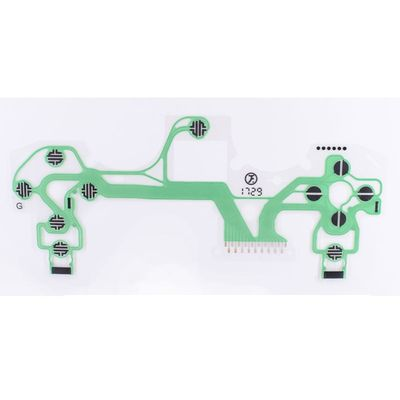 PS4 RIBBON CIRCUIT BOARD FOR CONTROLLER DUAL SHOCK 4 FOR JDM-055 - N SHOP
