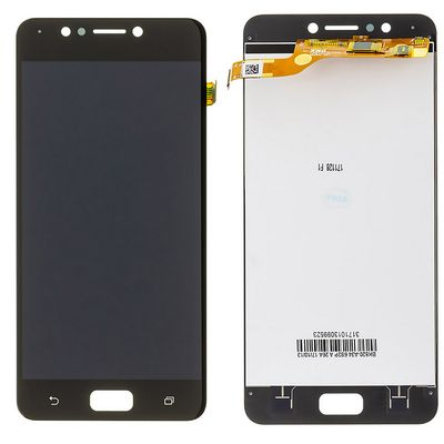 LCD DISPLAY TOUCH SCREEN BLACK FOR ASUS ZENFONE  4 MAX ZC520KL  - ASUS