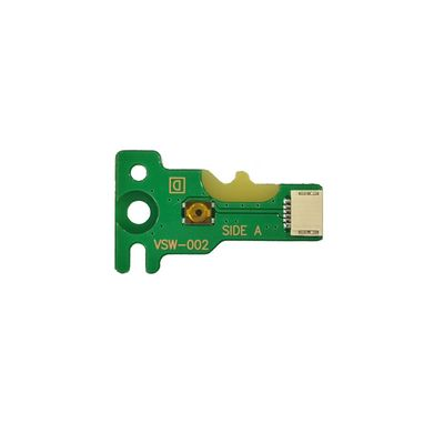 REPLACEMENT POWER BUTTON PCB VSW-001 AND 002 FOR PLAYSTATION 4 PS4 PRO - N SHOP