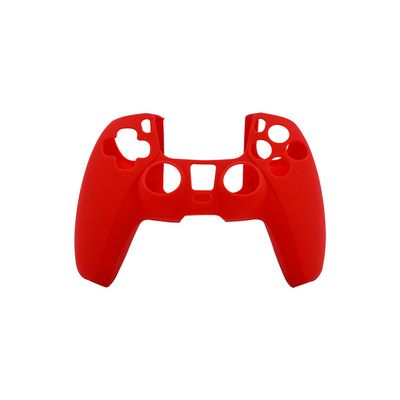 CONTROLLER SILICON CASE FOR PS5 DUAL SENSE RED - N SHOP