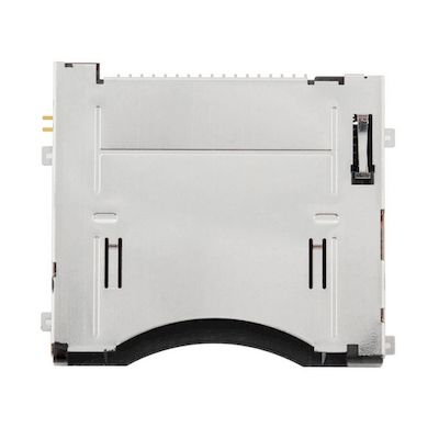 2DS REPLACEMENT SLOT 1 CARD SOCKET - NETWORKSHOP