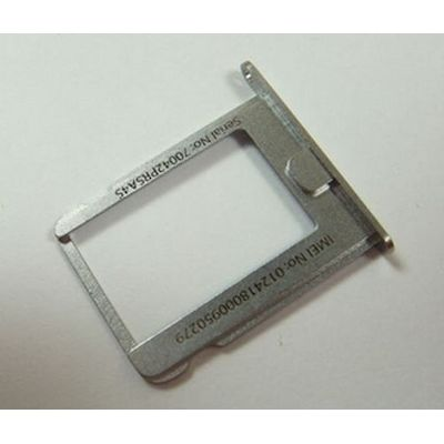 IPHONE 4 AND 4S SIM TRAY STEEL - N SHOP