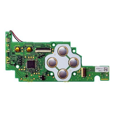 POWER SWITCH CIRCUIT BOARD FOR NINTENDO NEW 3DS - NETWORKSHOP