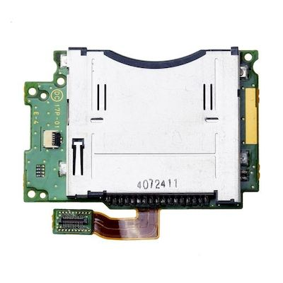 NEW 3DS REPLACEMENT SLOT 1 CARD SOCKET WITH PCB FLEX - N SHOP