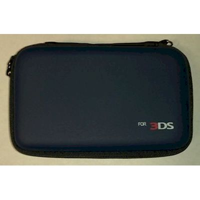 3DS AIRFOAM CARRY CASE BLUE - NETWORKSHOP