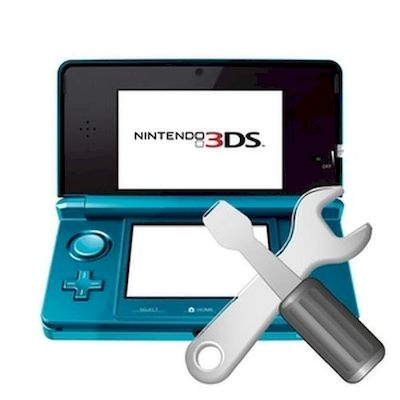 3DS SOSTITUZIONE TOUCH SCREEN