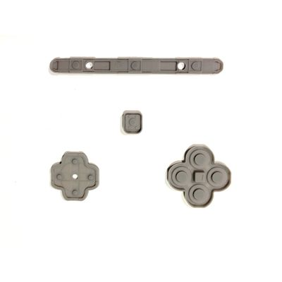 3DS XL RUBBER BUTTON SET - NETWORKSHOP
