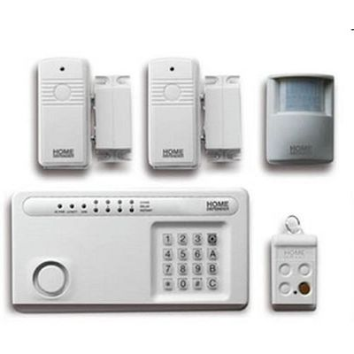 KIT WIRELESS HOME ALARM DELUXE (402012) - HOME DEFENDER
