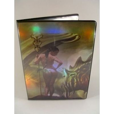 max protection album 4 tasche 12 pagine portfolio dragon caller