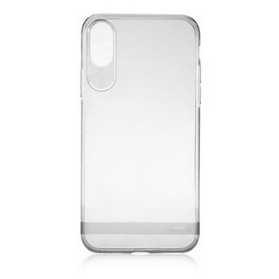 PROTECTION CASE USAMS PRIMARY TPU COVER TRANSPARENT FOR IPHONE X XS - USAMS
