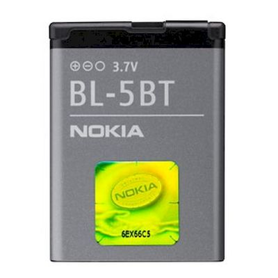 BATTERIA LITIO NOKIA BL-5BT 870MAH BULK