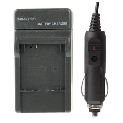DIGITAL CAMERA BATTERY SMART CHARGER EU PLUG AND CAR CHARGER FOR GOPRO HD HERO3