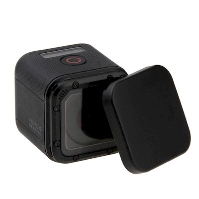 TAPPO DI PROTEZIONE LENTE PER CAMERA GOPRO HERO 4 SESSION SPORTS ACTION