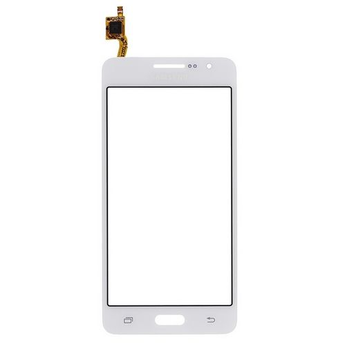 VETRO TOUCH SCREEN DI RICAMBIO BIANCO PER SAMSUNG GALAXY GRAND PRIME G530
