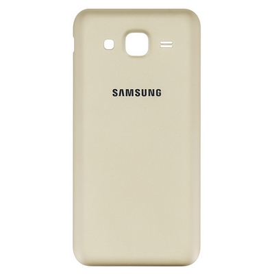BACK COVER DI RICAMBIO GOLD PER SAMSUNG GALAXY J5 2015 J500
