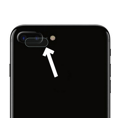IPHONE 7 PLUS 0.05MM REAR CAMERA LENS GLASS PROTECTIVE FILM - N SHOP