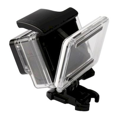 SPORTELLINO WATERPROOF DI RICAMBIO CASE PER CAMERA GOPRO HD HERO 3+/4