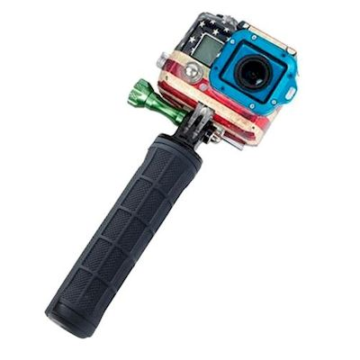 ST-165 STABILIZER GRIP SELF-TIMER BRACKET FOR GOPRO HERO 4 / 3+ / 3 / 2 / 1 - N