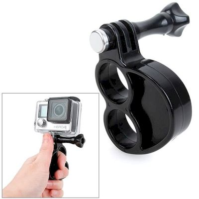 TMC GEN2 FINGERS GRIP WITH THUMB SCREW FOR GOPRO HERO 4 / 3+ / 3 / 2 / 1 - NETWO