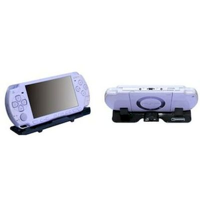 PSP 2000 / 3000 PORTA E RICARICA CONSOLE COMPACT CHARGER STAND DRAGON