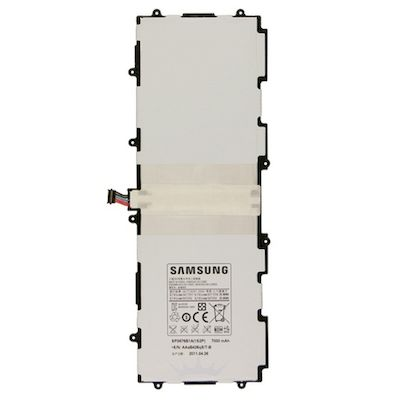 batteria litio samsung sp3676b1a galaxy n8000 p5100 p7500 p7510 n8020 n8010 bulk