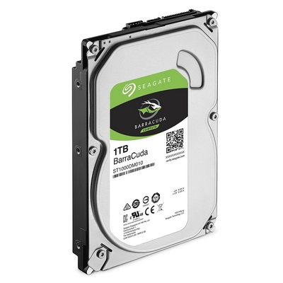 DISCO FISSO HARD DISK 3,5 1TB SATA 64MB SEAGATE BARRACUDA ST1000DM010