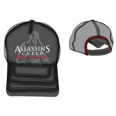 CAPPELLINO ASSASSINS CREED REVELATION TRUCKER CAP