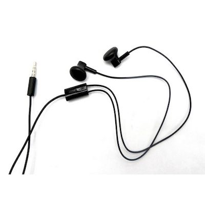 STEREO HEADSET 3.5MM NOKIA WH-108 BLACK