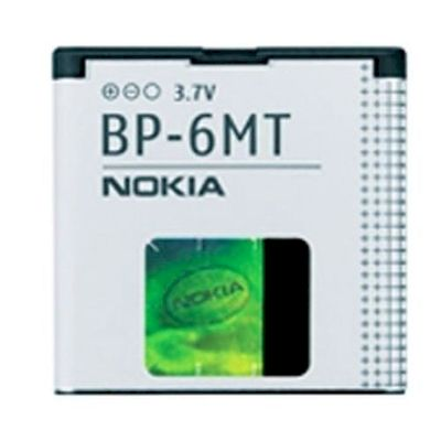 BATTERIA LITIO NOKIA BP-6MT PER E51 N81 N82 BULK