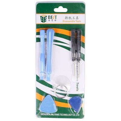 KIT ATTREZZI OPENING TOOLS BST-578 PER IPHONE IPAD SMARTPHONE TABLET
