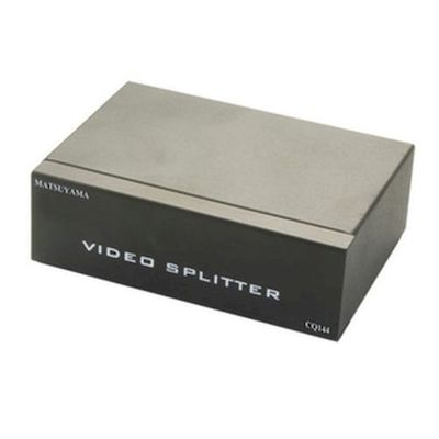 VIDEO SPLITTER VGA 1 IN-4 OUT 350MHZ ROHS (CQ144)