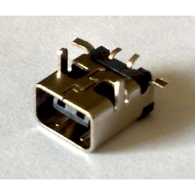 DSI / DSI LL POWER SOCKET CONNECTOR
