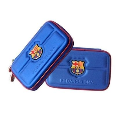 3DS / DSI / DS LITE BARCELONA CARRY BAG BLUE TALISMOON - TALISMOON