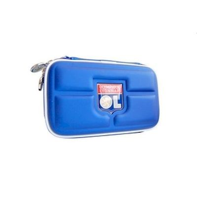 3DS / DSI / DS LITE OLYMPIQUE LYON CARRY BAG BLUE TALISMOON - TALISMOON