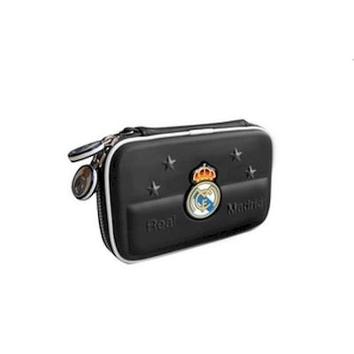 3ds / dsi / ds lite real madrid carry bag black talismoon - Talismoon