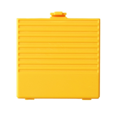 BATTERY COVER YELLOW FOR NINTENDO GAMEBOY - N SHOP