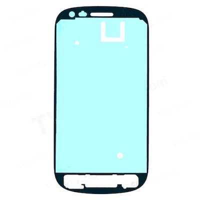 ADESIVO TOUCH SCREEN FRAME PER SAMSUNG GALAXY S3 MINI GT-I8190