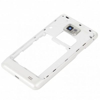 SAMSUNG GALAXY S2 GT-I9100 MIDDLE COVER WHITE - N SHOP