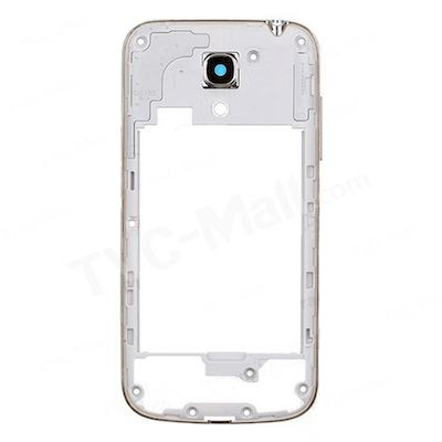 SAMSUNG GALAXY S4 MINI GT-I9190 I9195 LTE MIDDLE FRAME COVER WHITE - N SHOP