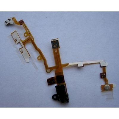 IPHONE 3G HEADPHONE JACK BLACK - N SHOP