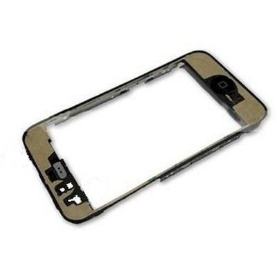 FRAME CON ADESIVI E TASTO HOME PER IPHONE 3G/3GS