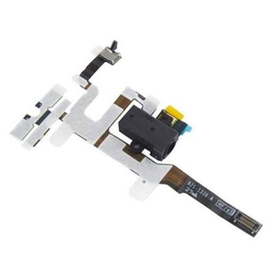 IPHONE 4S HEADPHONE JACK BLACK - N SHOP
