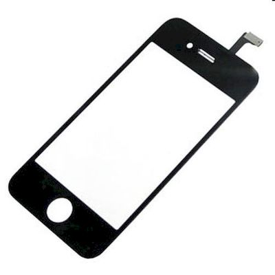 IPHONE 4S TOUCH PANEL NEW BLACK TOP QUALITY - NOBRAND