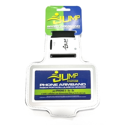 JUMP SPORT ARMBAND WHITE FOR IPHONE 5/5S/5C (PH005-10) - N SHOP